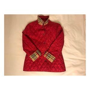 Burberry Quilt Coat